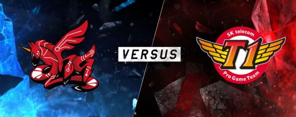 League of Legends Worlds: SK Telecom T1 Dominates AHQ In Game 2