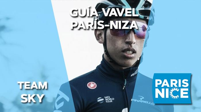 Guía VAVEL: París-Niza 2019. Team Sky