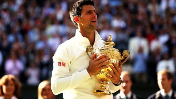 Novak Djokovic y sus estadísticas en este año 2014