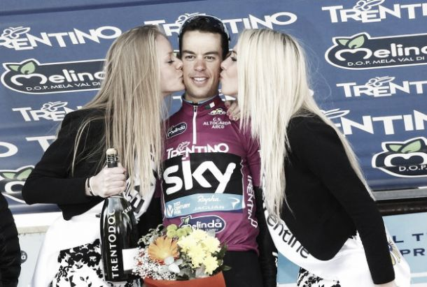 Em grande forma, Richie Porte triunfa no Tour de Trentino