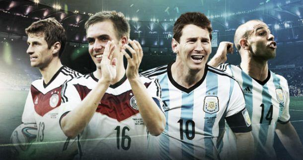 Poderá Messi quebrar o favoritismo alemão?