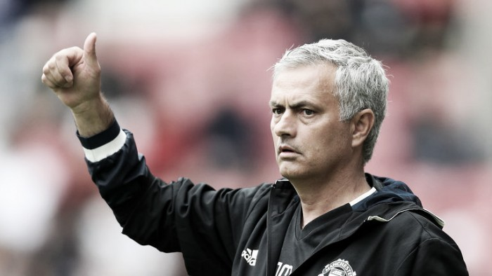 Jose Mourinho delighted with early evolution of his Manchester United side
