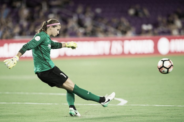 Washington Spirit lose another player, Stephanie Labbé takes leave of absence