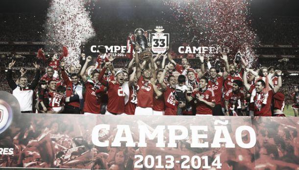 Benfica 2013/14: O renascimento triunfal dos Encarnados