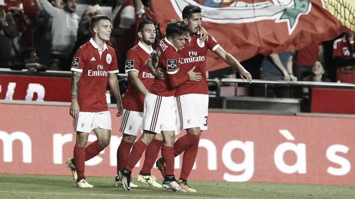 Previa SL Benfica - Chaves: águilas a seguir con la racha