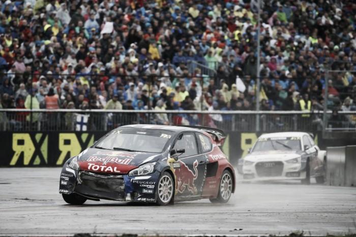 Sébastien Loeb vence etapa inaugural da Letônia no Mundial de Rallycross