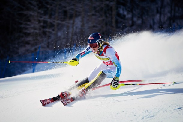 Alpine Skiing: Gut And Shiffrin Winners In Aspen