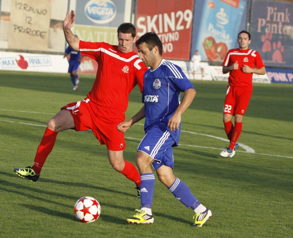 El Slaven Belupo, primer rival europeo del Athletic