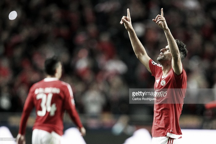 Benfica x Zenit: Jonas brilhou ao minuto 91 e Benfica dá passo de gigante na Champions