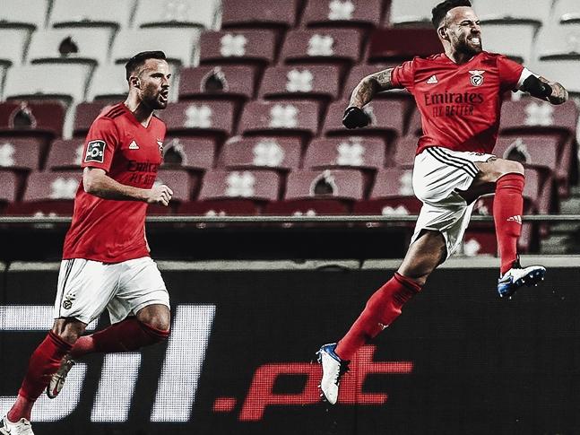 El Benfica vuelve a ganar en liga