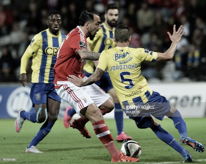Benfica x União da Madeira adiado: Madeirenses retidos no aeroporto do Funchal