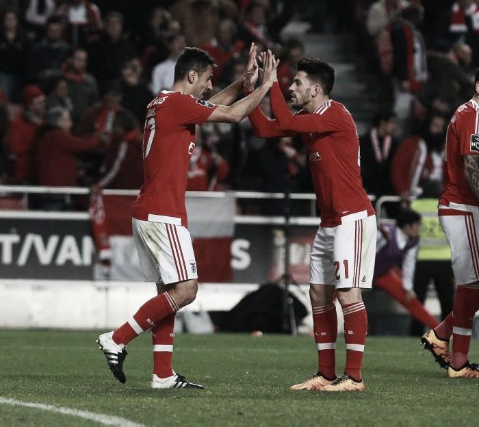Benfica x União da Madeira: Benfica em gestão vence antes do grande clássico da segunda circular