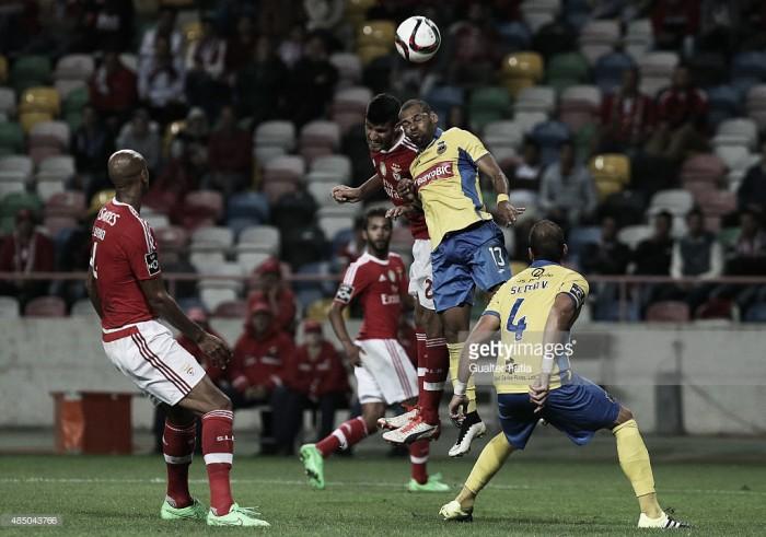 Benfica x Arouca: ganhar e pontuar na ordem do dia