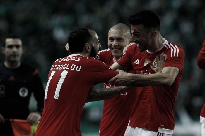 Sporting x Benfica: MitroGolo, meninos e silêncio de ouro