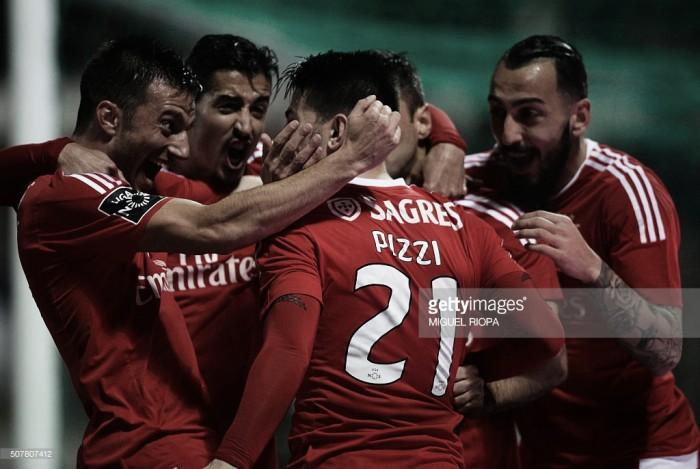 Belenenses x Benfica: Vencer e conquistar são as palavras de honra