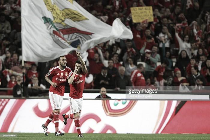 Benfica x Arouca: Duas saborosas horas como líder