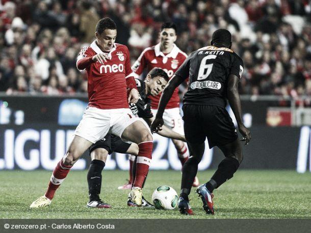 Benfica vence e tem o melhor ataque da prova