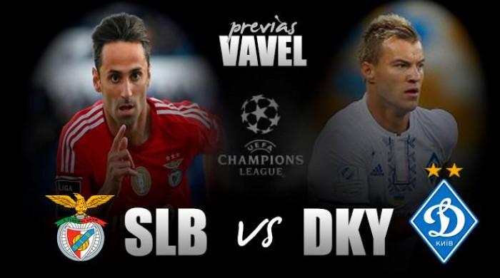 Champions League - Benfica, operazione secondo posto. Dinamo Kiev per sperare ancora