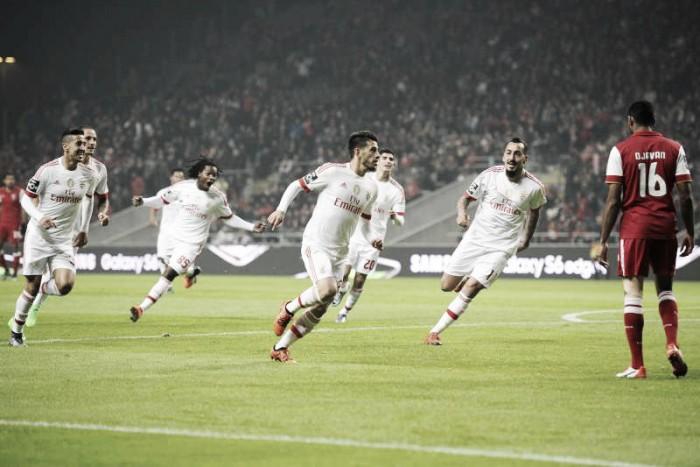 Benfica x Sp.Braga: Noite de Luz cheia para receber arsenalitas