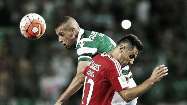 Benfica x Sporting: Mitroglou/Jonas - Teo/Slimani em luta de golos
