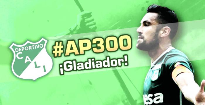 Los 300 partidos de Andrés Pérez