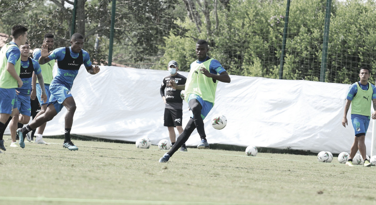 Las novedades del Deportivo Cali frente al Cúcuta Deportivo