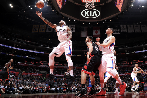 Toronto Raptors Hold On, Defeat Los Angeles Clippers 91-80