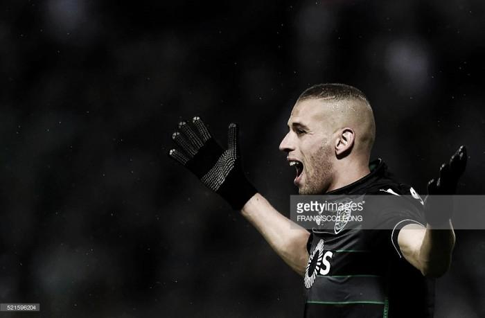 Moreirense 0-1 Sporting: Slimani resolve!