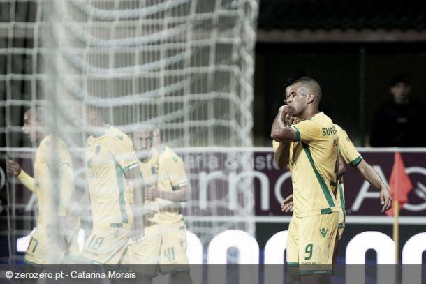 El Sporting de Portugal gana y golea a domicilio