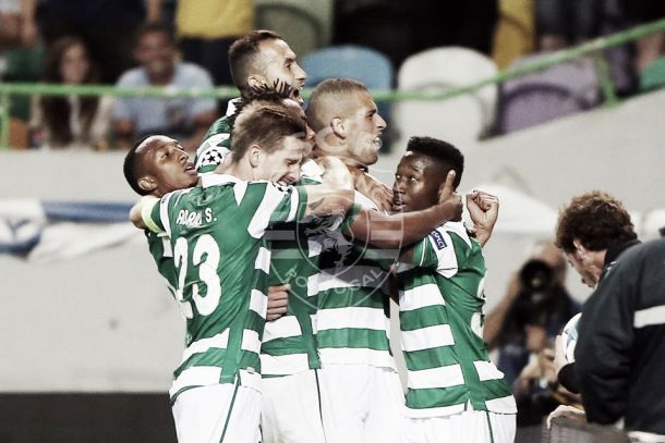 Sporting vence em casa e está mais próximo da «Champions»