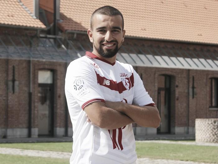 Destaque da Ligue 2 na última temporada, Naïm Sliti assina com o Lille por empréstimo