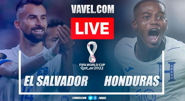 Highlights: El Salvador 0-0 Honduras in 2022 World Cup Qualifiers
