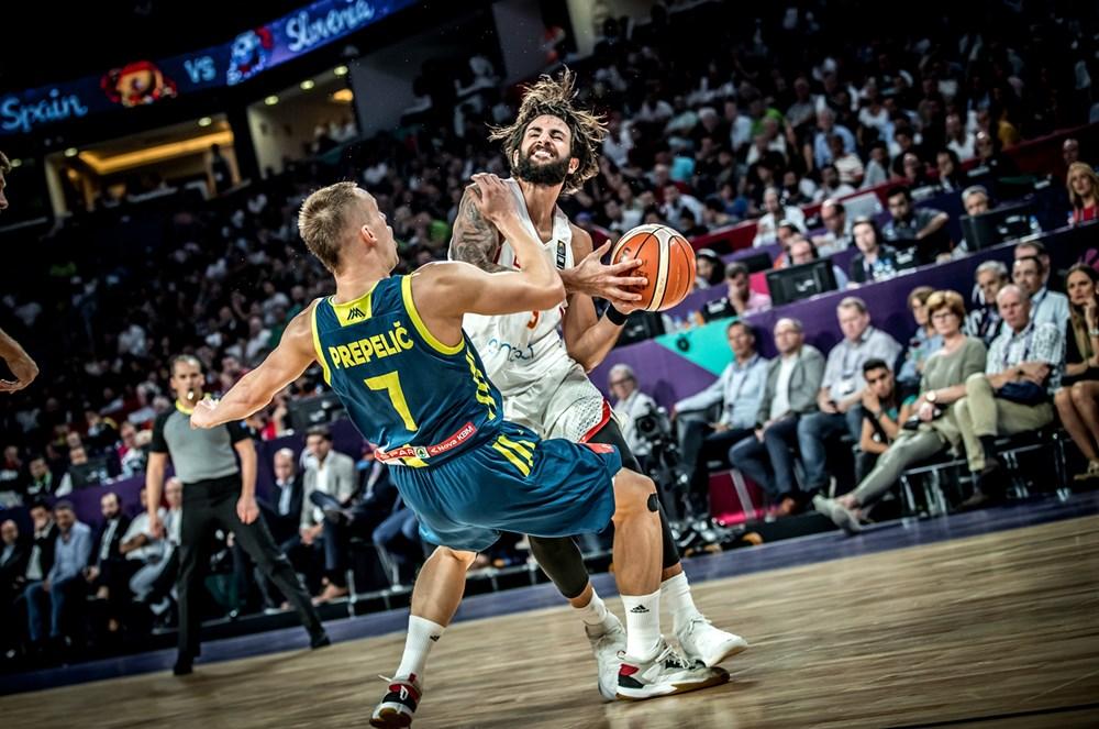 Resumen y mejores momentos del España 87 - 95 Eslovenia en Tokio 2020