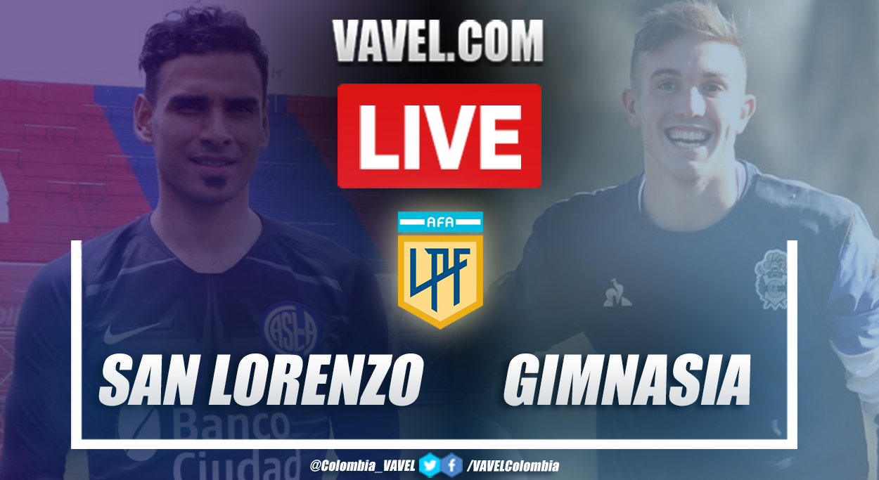 Resumen San Lorenzo vs Gimnasia (1-2) por la fecha 4 de la zona campeón en Copa Diego Maradona