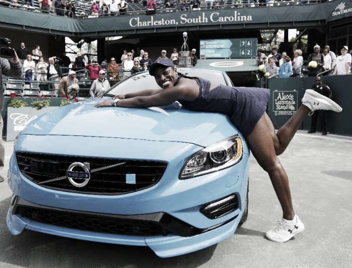 WTA Weekly Ledger: Sloane Stephens claims Charleston title, Dominika Cibulkova reigns in Katowice