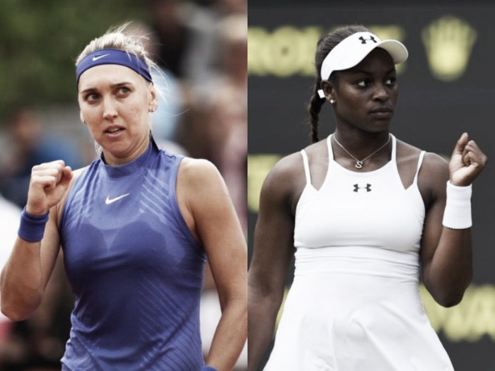 WTA New Haven first round preview: Sloane Stephens vs Elena Vesnina