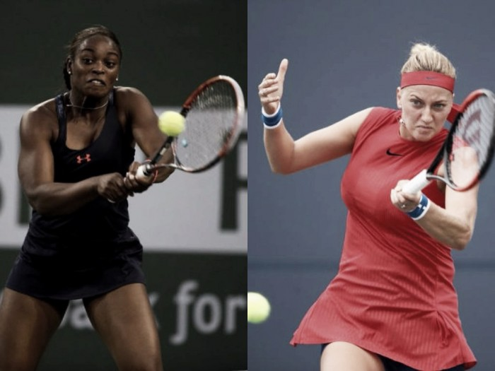 WTA Rogers Cup second round preview: Sloane Stephens vs Petra Kvitova