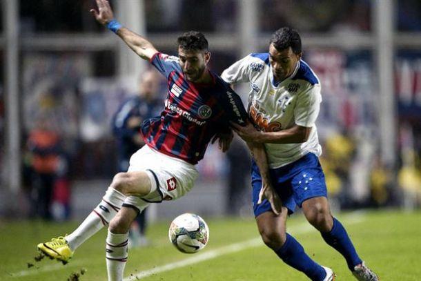 Resultado Cruzeiro - San Lorenzo por Copa Libertadores (1-1)