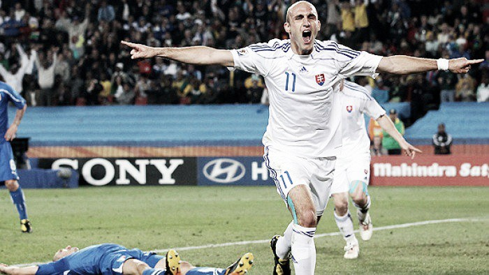 Unknown quantity Slovakia will be hoping to create their own history in France