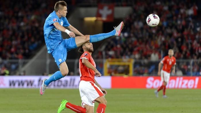 Qualificazioni Russia 2018 - Alla Slovenia basta una magia di Verbic, Malta rimane giù
