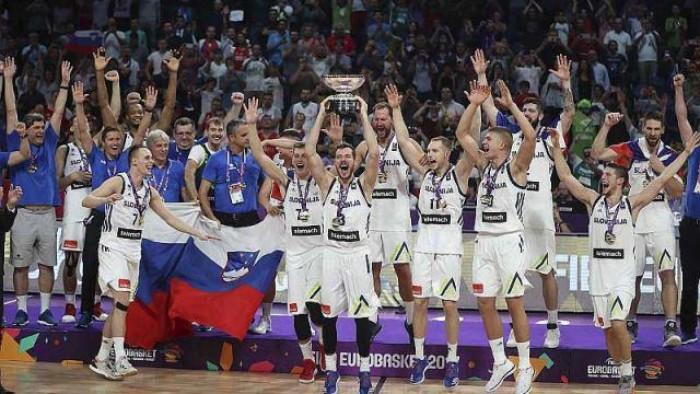 Les nouveaux champions. Source: Reuters