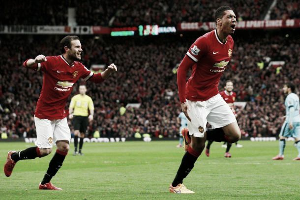 Predicted Manchester United XI - Manchester City