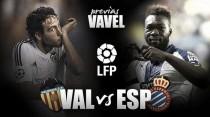 Valencia CF - RCD Espanyol: a vida o muerte para ambos