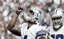 Dallas gana con lo justo sobre Washington