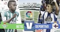 Real Betis vs RC DeportivoLa Liga en directo en Vavel