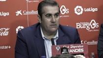 """Sandoval: """"El resultado ha sido lo más injusto del partido"""""""