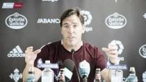 """Berizzo: """"Intentaremos ganar en el Bernabéu a través de nuestro fútbol"""""""