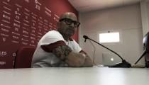 Sampaoli quiere ver en San Mamés a un Sevilla ''más decidido''