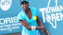 WTA - Taiwan Open, Venus Williams in semifinale