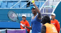 WTA Kaohsiung: Venus Williams Battles Past Anastaija Sevastova In Titanic Quarterfinal Battle